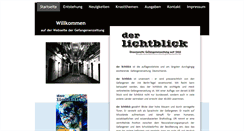 Preview of lichtblick-zeitung.de